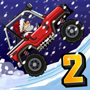 دانلود رایگان نسخه پچ شده بازی Hill Climb Racing 2 v1.11.2 - بازی تپه نوردی با ماشین 2 برای اندروید و آی او اس