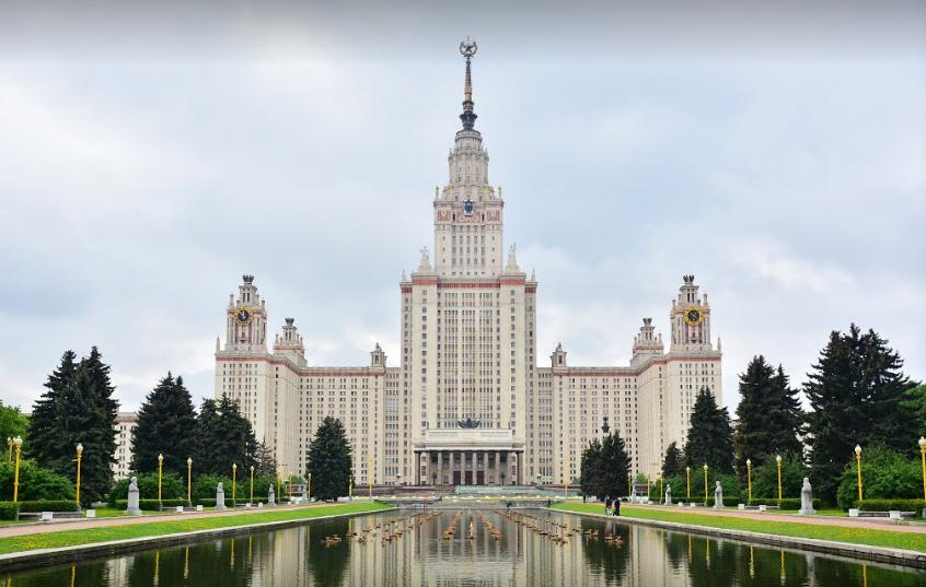 دانشگاه لومونوسف مسکو روسیه