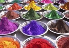 اموزش رنگهای مورد استفاده در صنعت غذا