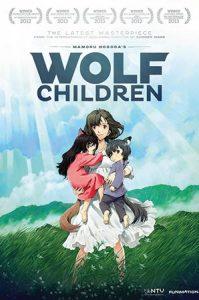 دانلود انیمیشن Wolf Children 2012 با زیرنویس فارسی