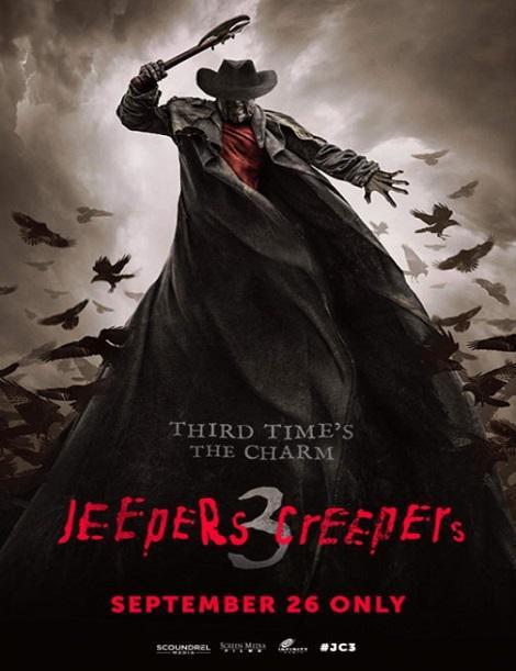 دانلود فیلم مترسک های ترسناک 2017 Jeepers Creepers 3
