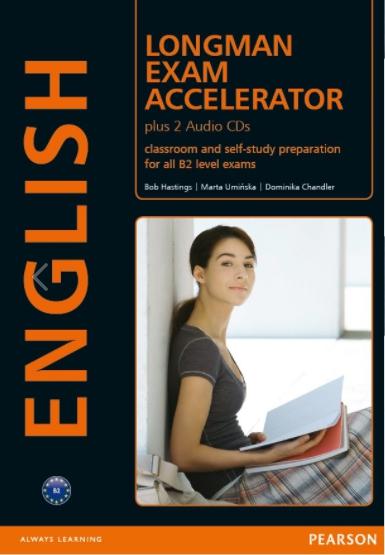 دانلود جواب تمارین کتاب Longman Exam Accelerator
