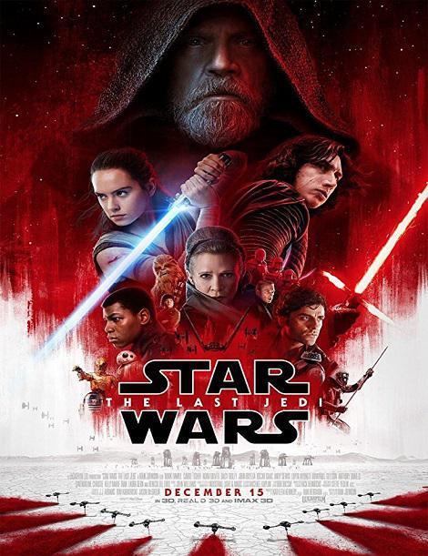 دانلود فیلم جنگ ستارگان: آخرین جدای Star Wars: The Last Jedi 2017