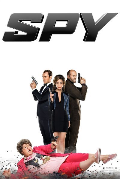 دانلود فیلم جاسوس Spy 2015
