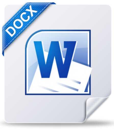 دانلود فایل ورد پروژه کنترل آشوب و جایگاه آن در مهندسی