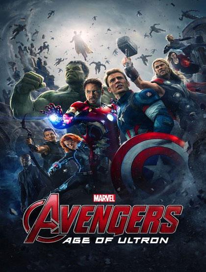 دانلود فیلم اونجرز آلترون Avengers Age of Ultron 2015
