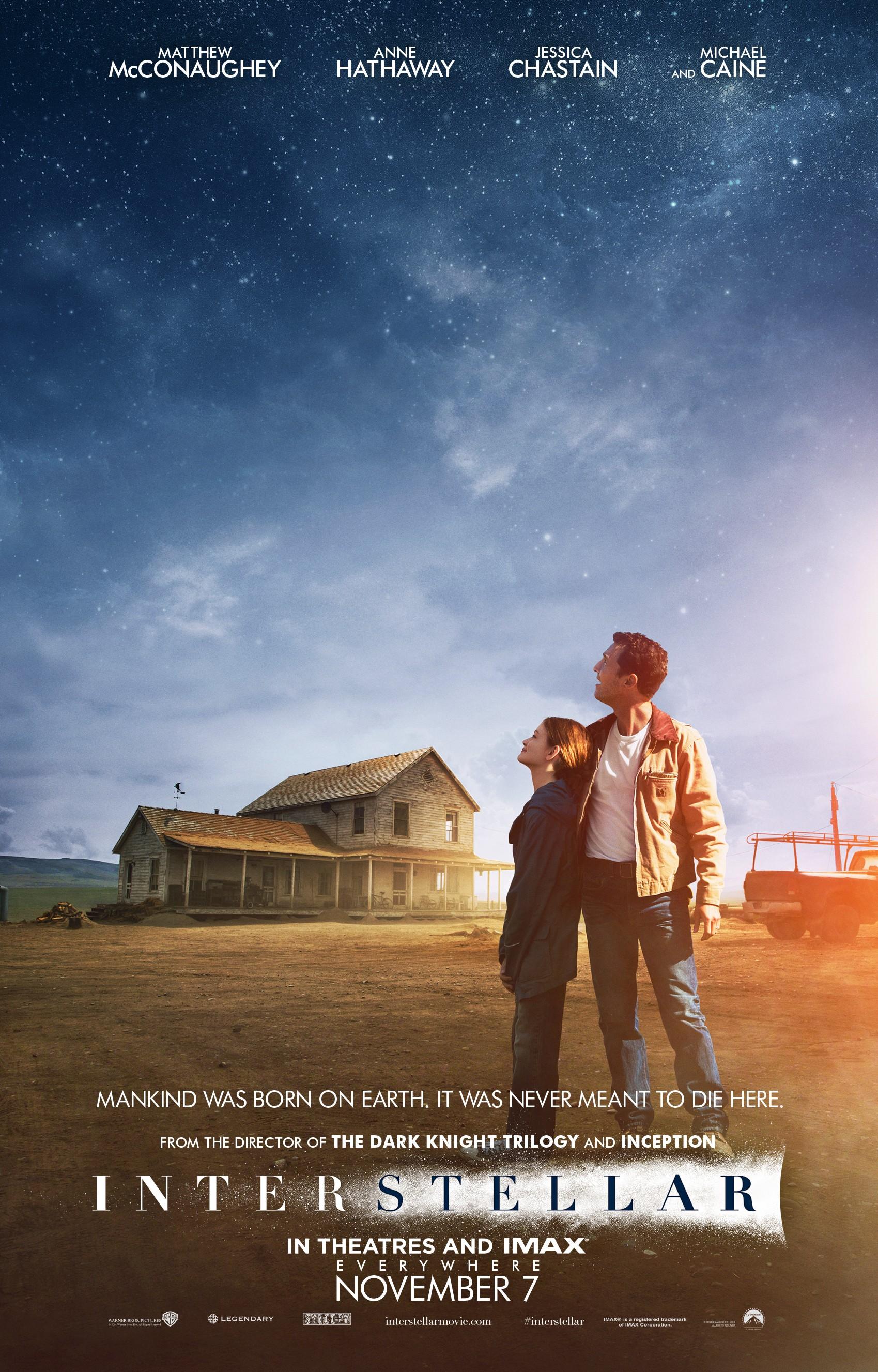 فیلم میان ستارگان Interstellar 2014