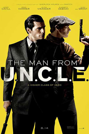 دانلود فیلم The Man from U N C L E 2015