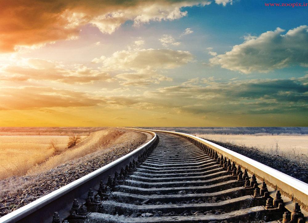 ساختن ریل راه آهن به طور مکانیزه
