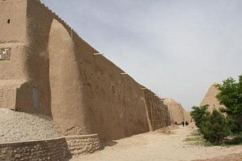 تعبیر خواب باروی ( دیوار قلعه ، حصار شهر )