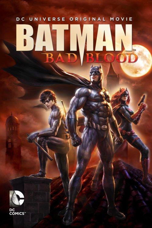 دانلود انیمیشن  بتمن Batman Bad Blood 2016