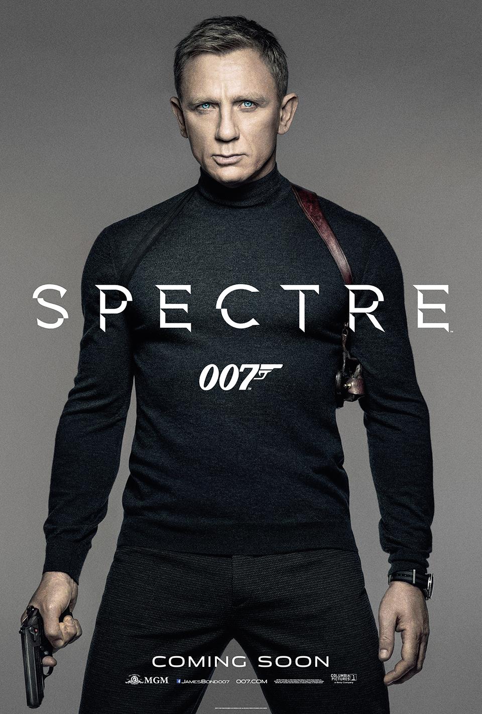 دانلود فیلم  شبح Spectre 2015
