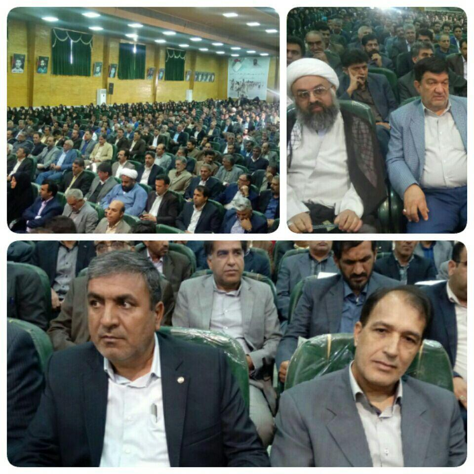 حاج مجید امیر تیموری رئیس آموزش و پرورش شهرستان جیرفت شد