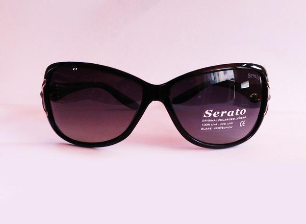 عینک آفتابی زنانه پلاریزه مارک Serato
