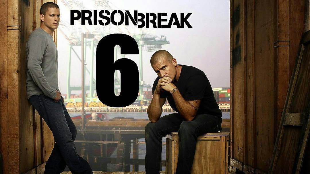 دانلود فصل ششم از سریال فرار از زندان Prison Break