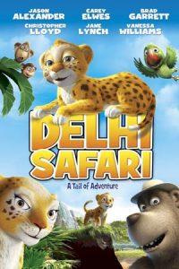 دانلود فیلم Delhi Safari 2012 با زیرنویس فارسی