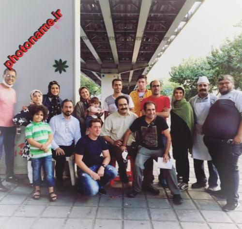 حسین مهری سریال محکومین