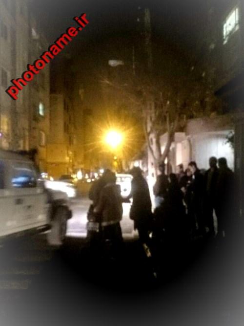 عکس های زلزله تهران