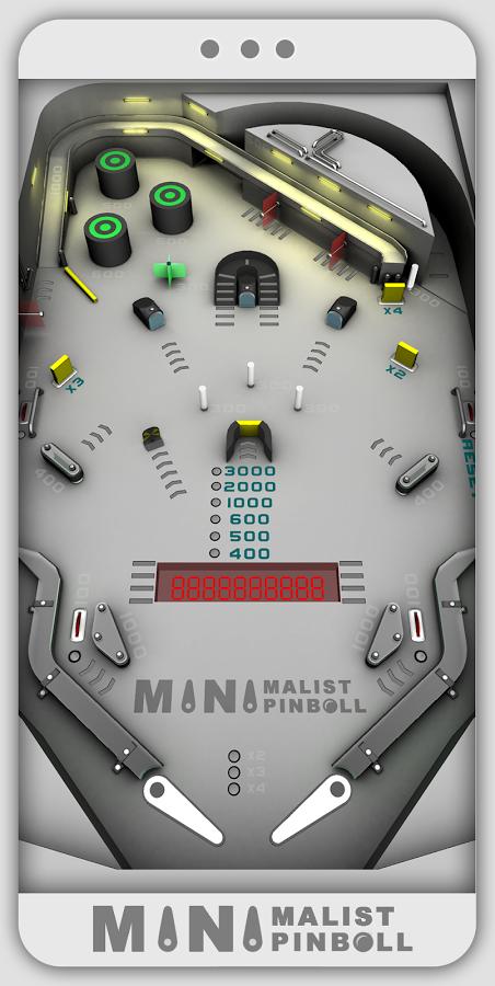 دانلود بازی مینیمالیست : پین بال Minimalist : Pinball