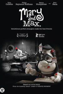 دانلود انیمیشن Mary and Max 2009 با زیرنویس فارسی