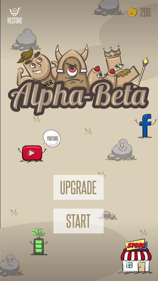 دانلود بازی آلفا-بتا Alpha-Beta