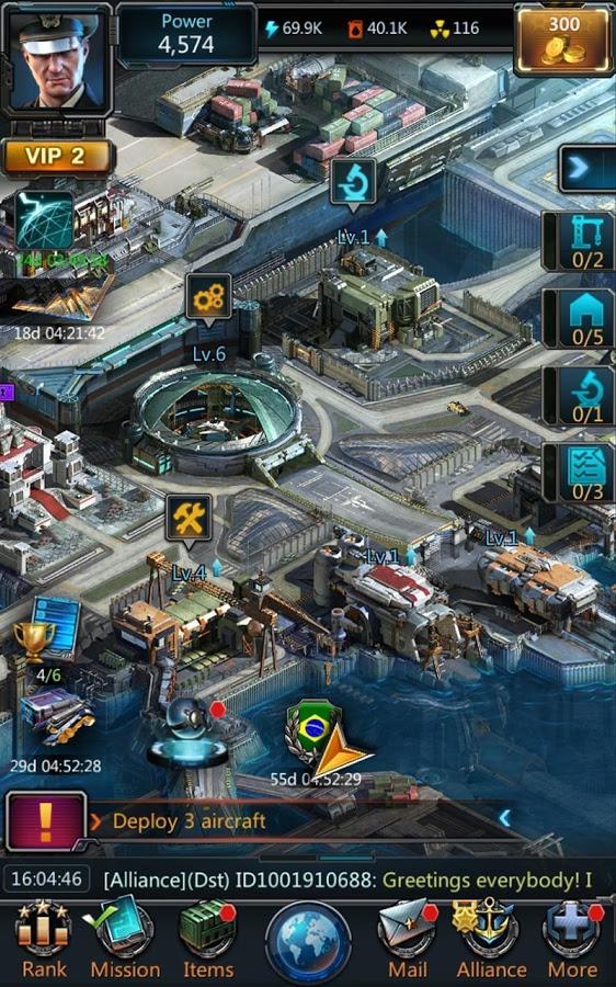 دانلود بازی کشتی جنگی نبرد: امپراتوری دریایی Battle Warship: Naval Empire