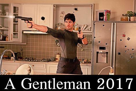 دانلود فیلم یک جنتلمن A Gentleman 2017