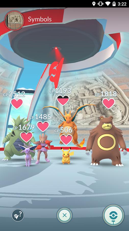 دانلود بازی پوکمون گو Pokémon GO