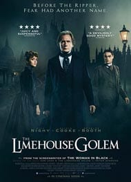دانلود فیلم The Limehouse Golem 2016 با لینک مستقیم