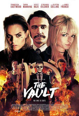 دانلود فیلم The Vault 2017 با لینک مستقیم