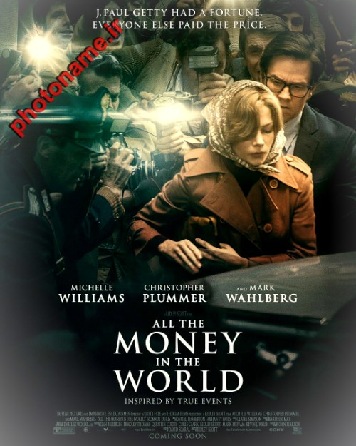 عکس های فیلم All the Money in the World - فتو نام