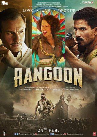 دانلود فیلم Rangoon 2017 با لینک مستقیم