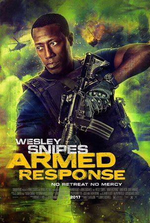 دانلود فیلم Armed Response 2017 با لینک مستقیم