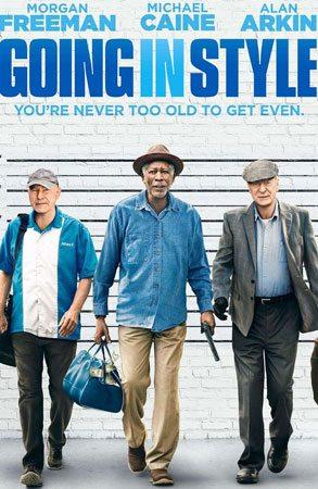 دانلود فیلم Going in Style 2017 با لینک مستقیم