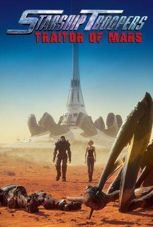 دانلود فیلم Starship Troopers Traitor Of Mars 2017 با لینک مستقیم