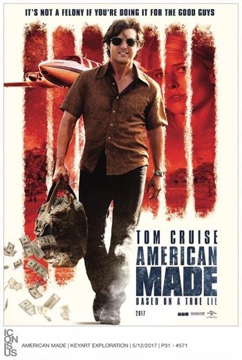 دانلود فیلم American Made 2017 با لینک مستقیم