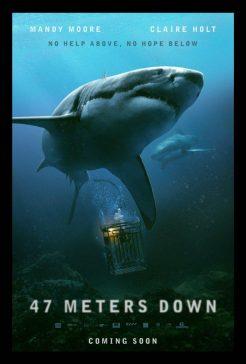 دانلود فیلم Forty Seven Meters Down 2017 با لینک مستقیم