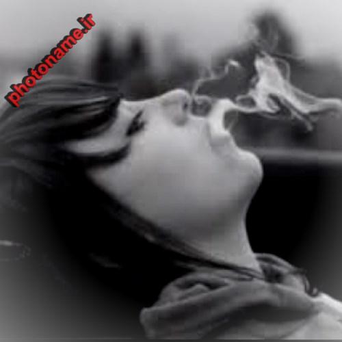 پسر سیگار کش