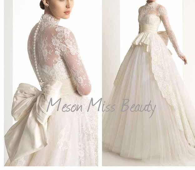 مدل لباس عروس جدید 2018