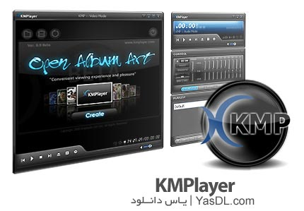 KMPlayer 4.0.4.6 + Portable ویدئو پلیر قدرتمند