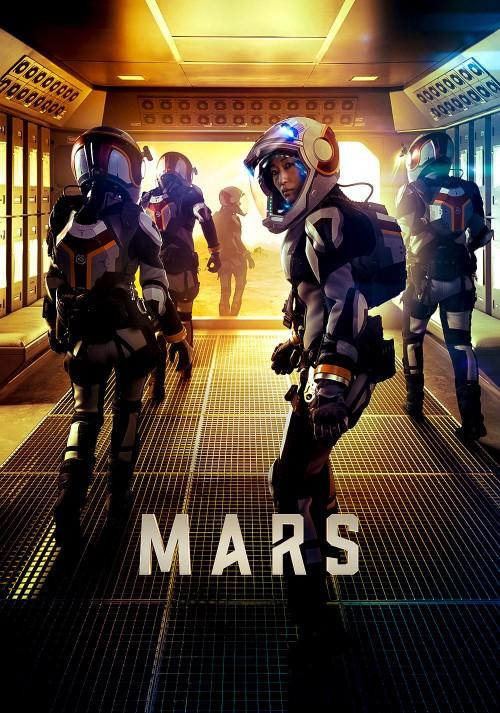دانلود دوبله فارسی سریال مریخ Mars