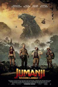 دانلود فیلم Jumanji Welcome to the Jungle 2017 با زیرنویس فارسی