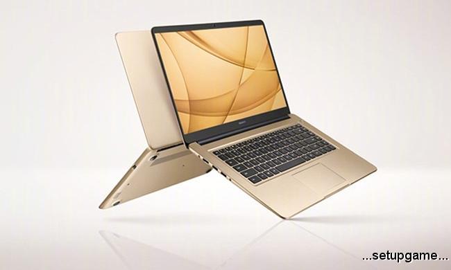 مدل 2018 لپتاپ MateBook D هوآوی با جدیدترین پردازندههای اینتل معرفی شد