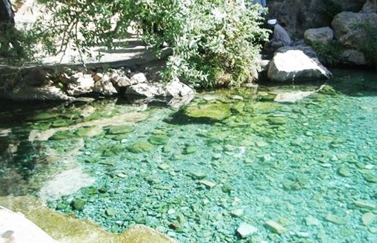 آبگرم دِرمو شهرستان زرین دشت