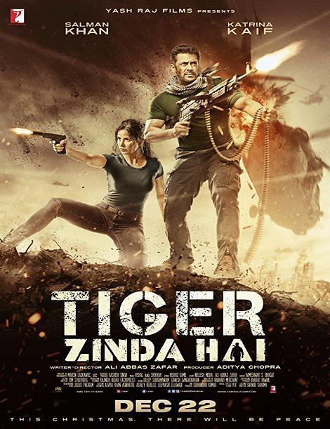 دانلود فیلم تایگر زنده است Tiger Zinda Hai 2017