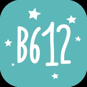 دانلود رایگان برنامه B612 v7.4.6 - برنامه تصویر برداری با افکت متنوع و ویرایش عکس برای اندروید و آی او اس