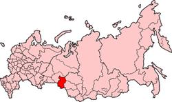 شهر امسک روسیه