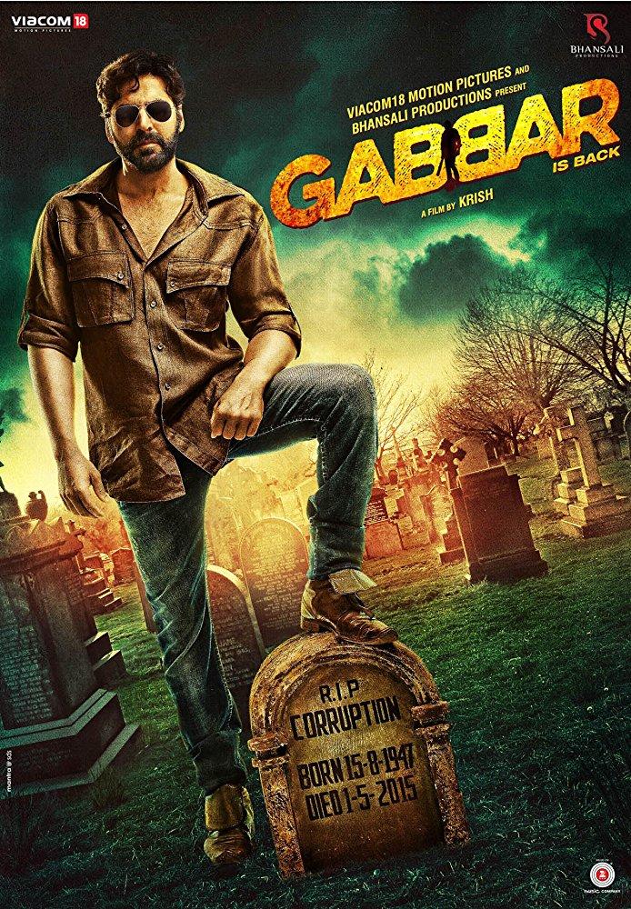 دانلود فیلم بازگشت جبار Gabbar is Back 2015