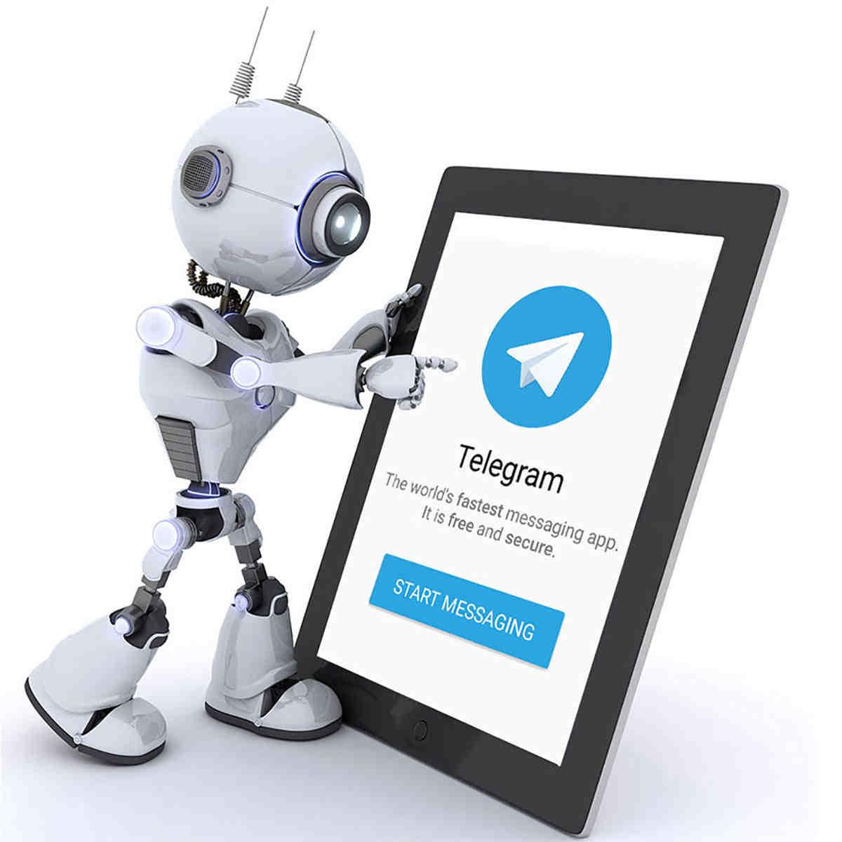 دانلود سورس 50 ربات کاربردی تلگرام