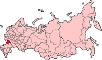 شهر وورونژ روسیه